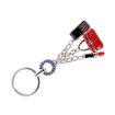 Nektar C008016 3Lü Anahtarlık Telefon Çanta Ruj. ürün görseli