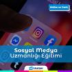 Nette Kariyer Sosyal Medya Uzmanlığı Eğitimi. ürün görseli