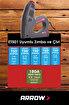 Arrow ET501 Profesyonel Elektrikli Zımba ve Çivi Tabancası. ürün görseli