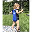 Owli Swimwarm Üşütmeyen Bebek Mayosu Mavi-Lacivert 6-12 Ay. ürün görseli