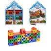 Pilsan 40 parça Mini Kent inşaat Seti. ürün görseli