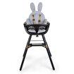 Childhome Tavşan Mama Sandalyesi Minderi Gri. ürün görseli