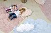 Lorena Canals  Puffy Love Nude Çocuk Halısı 120x160cm. ürün görseli