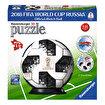 Ravensburger 3D Puzzle 2018 Dünya Kupası Futbol Topu 72 Parça. ürün görseli