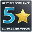 Rowenta Silence Force  Cyclonic 5★ Torbasız Elektrikli Süpürge. ürün görseli