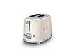 SMEG TSF01CREU 2x2 Ekmek Kızartma Makinesi Krem. ürün görseli