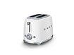 SMEG TSF01WHEU 2x2 Ekmek Kızartma Makinesi Beya. ürün görseli
