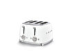 SMEG TSF03WHEU 4x4 Ekmek Kızartma Makinesi Beyaz. ürün görseli