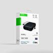 Ttec ReCharger Duo+ 10.000mAh Lightning Dahili Kablolu Taşınabilir Şarj Aleti Powerbank Siyah. ürün görseli