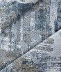 Koza Pera Mavi Akrilik Halı 45588A,80 x 150. ürün görseli