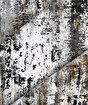 Koza Pera Siyah Vizon Akrilik Halı 45656A,80 x 300. ürün görseli