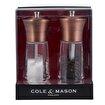 Cole & Mason H321941 Exford Antik 160mm Tuz&Biber Değirmeni Seti. ürün görseli