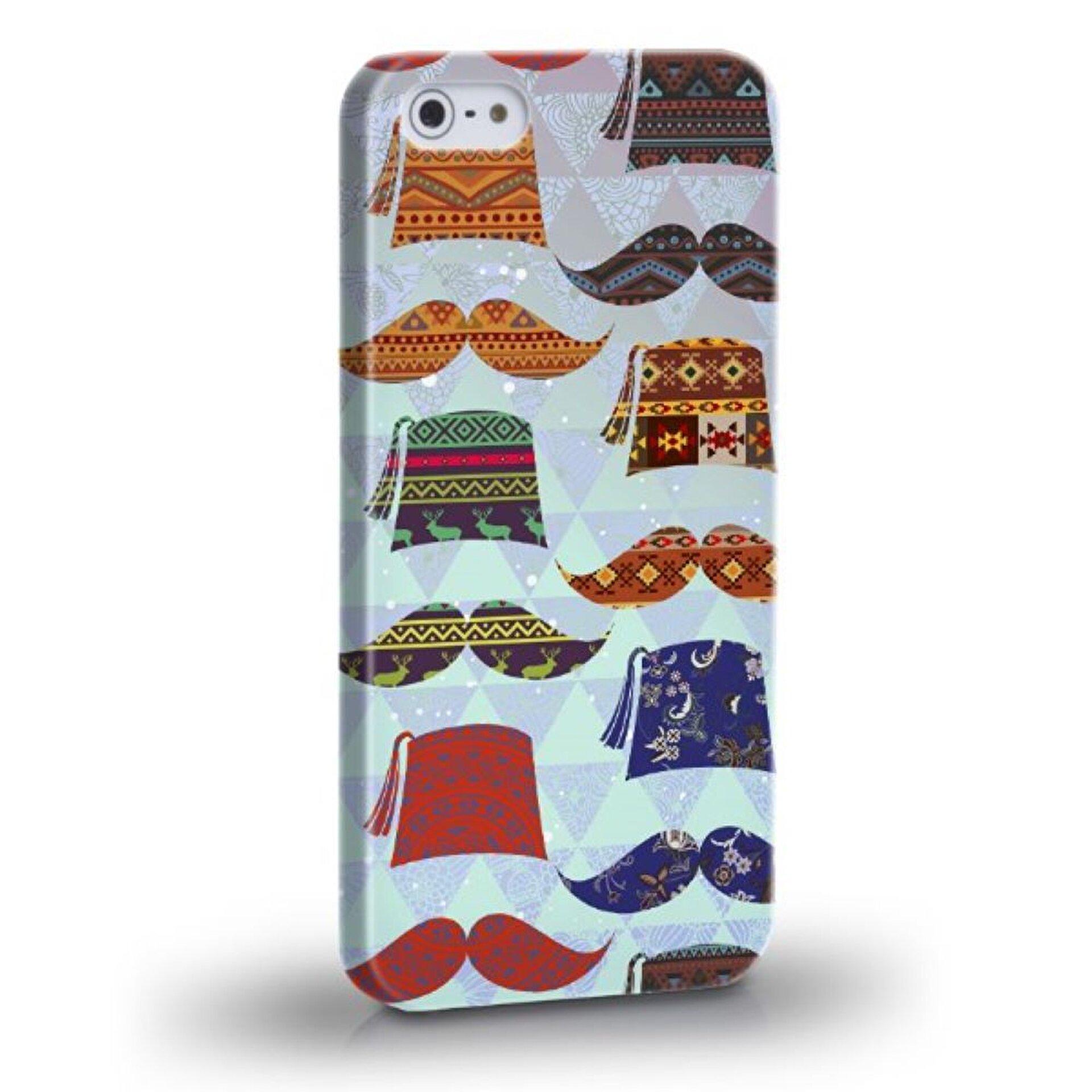 Picture of Biggdesign Bıyık iPhone 4/4S Kapak - Model - İPHONE 5/5S