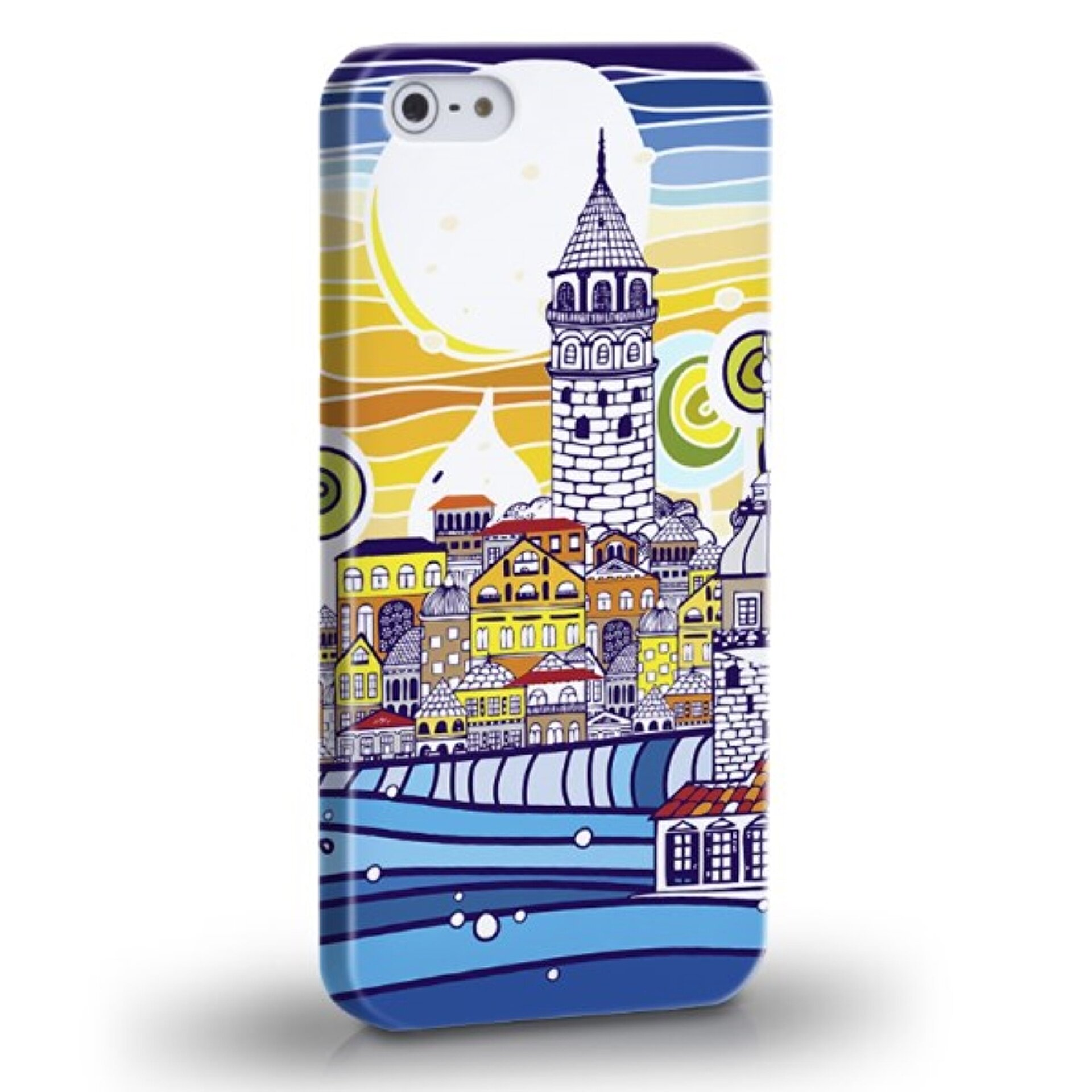 Picture of Biggdesign İstanbul Galata iPhone Kapak