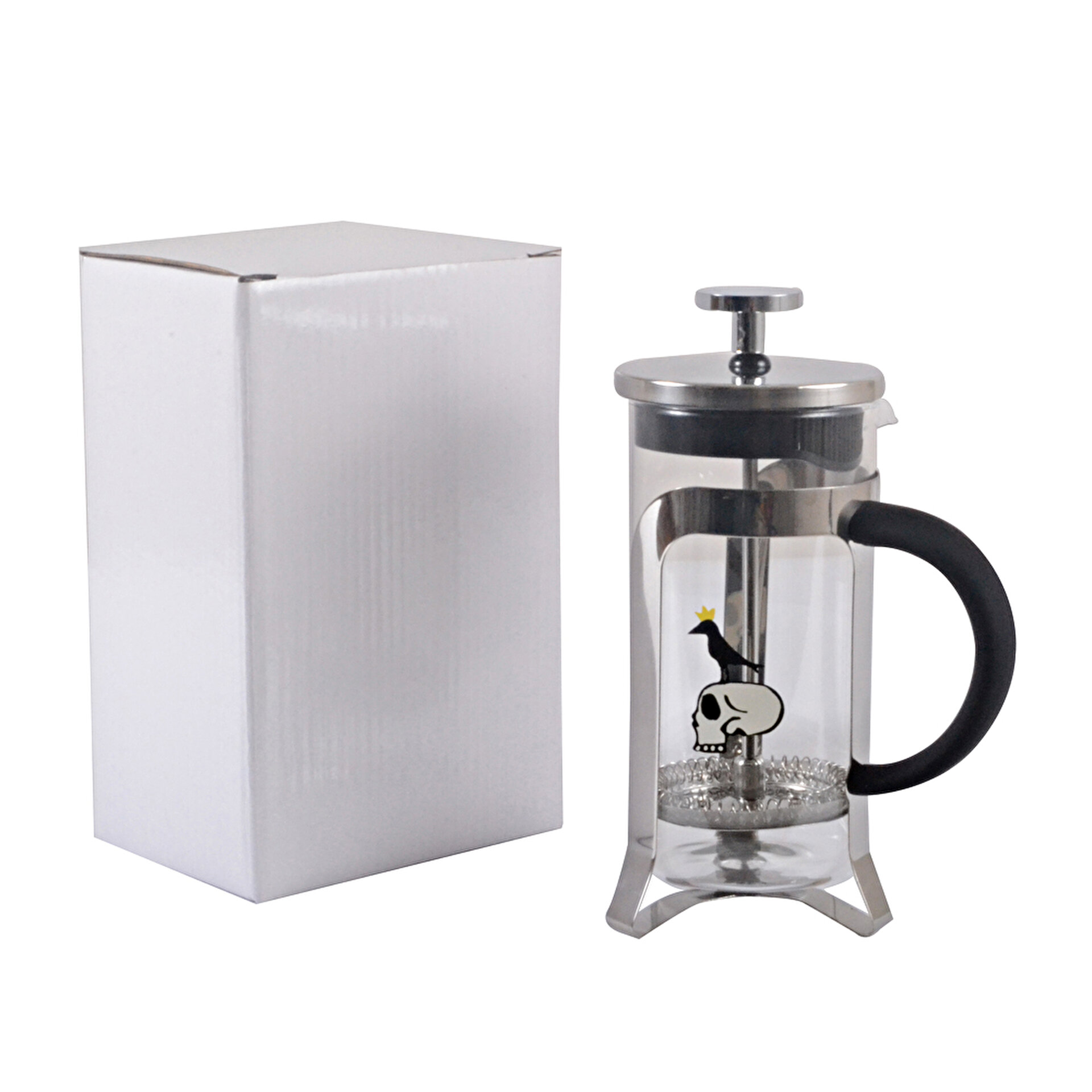 Picture of BiggDesign King Raven French Press 350 ML