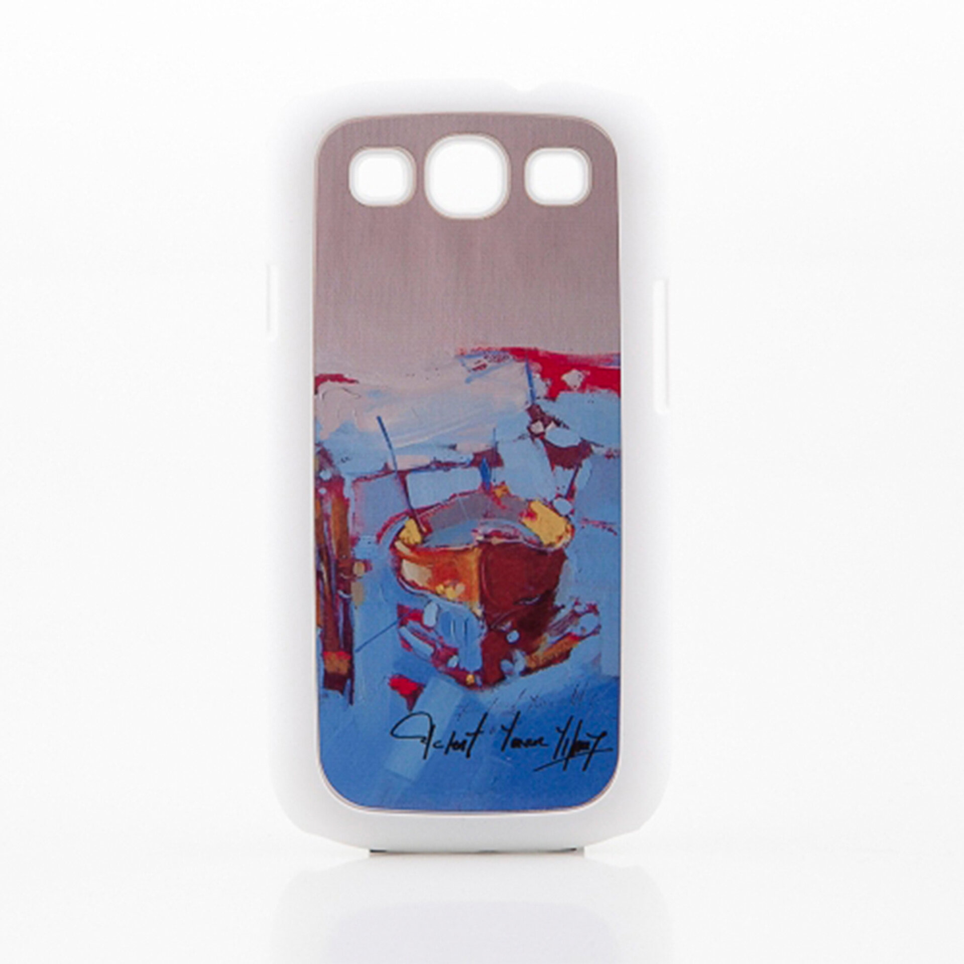 Picture of BiggDesign Galaxy S3 Beyaz Kapak Sandal