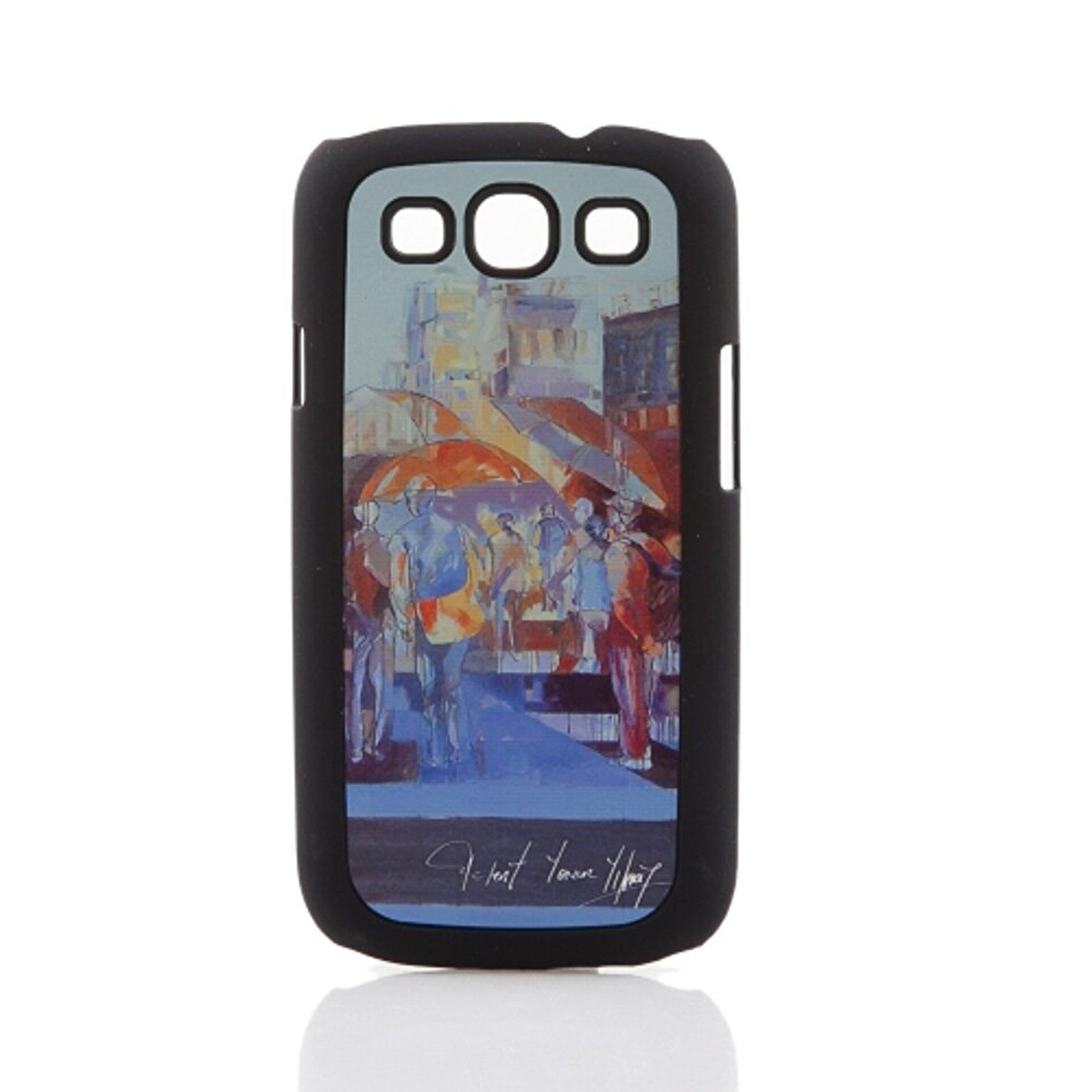 Picture of Biggdesign Galaxy S3 Siyah Kapak Kemancılar