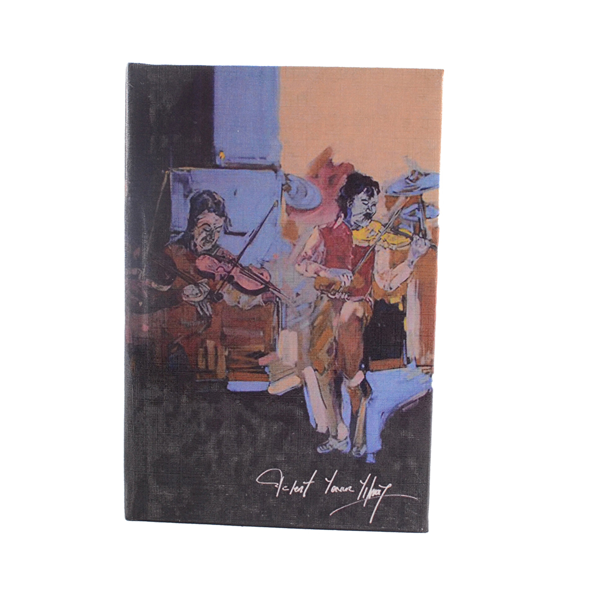 Picture of BiggDesign Kemancılar Defter 9X14