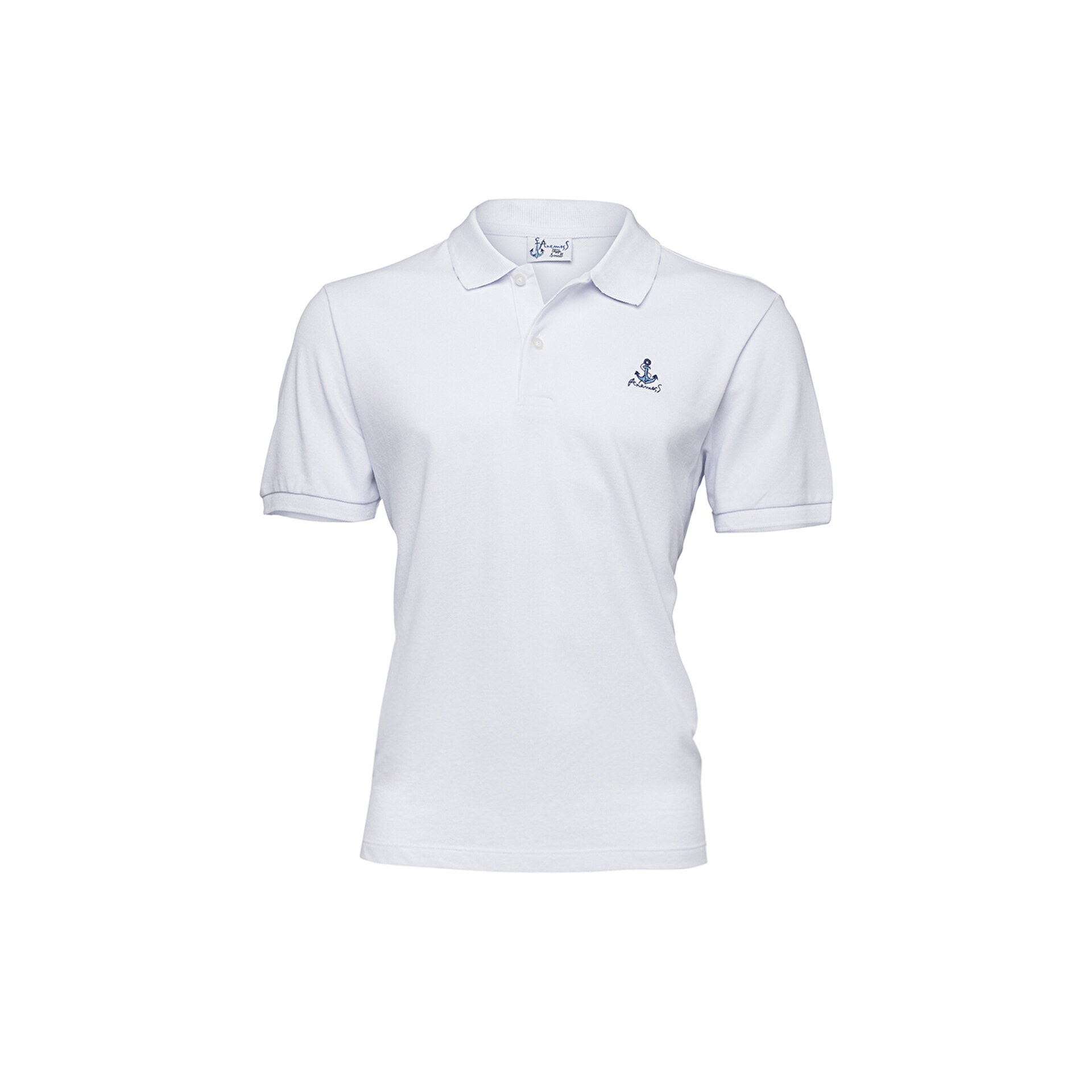 Picture of Biggdesign Anemoss Çapa Erkek Polo Yaka T-Shirt