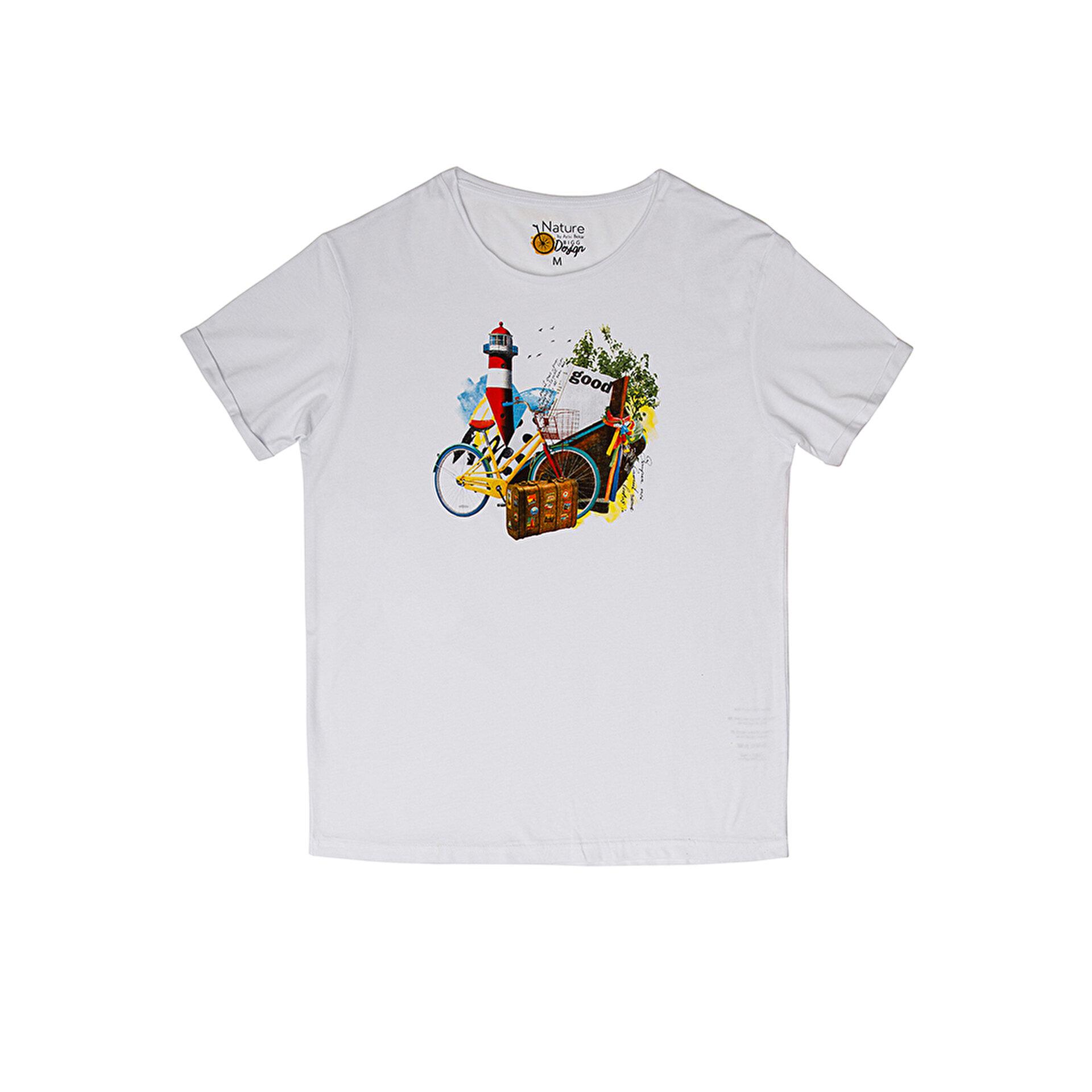 Picture of BiggDesign Nature Gezgin Erkek T-shirt