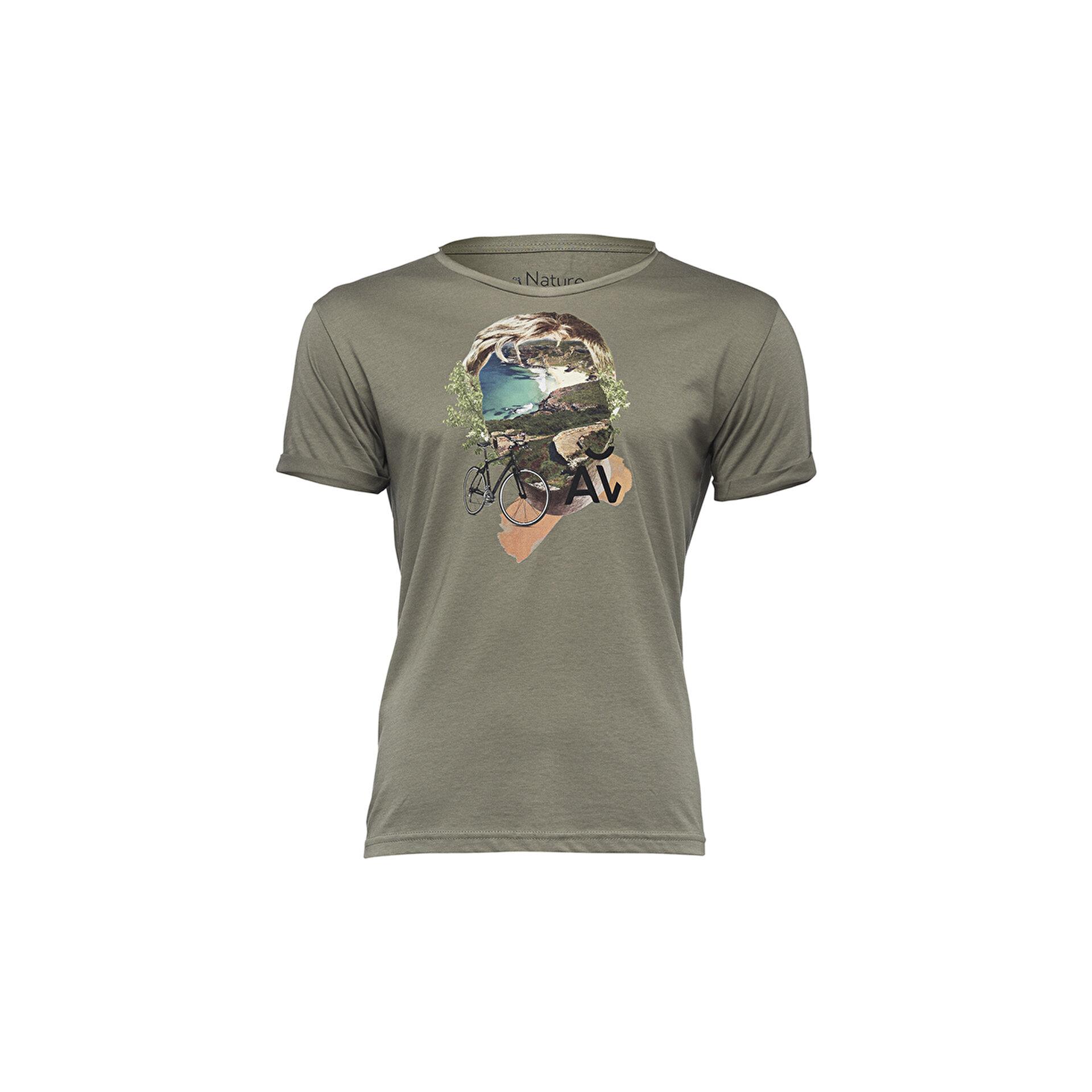 Picture of BiggDesign Nature Maceraperest Erkek T-shirt
