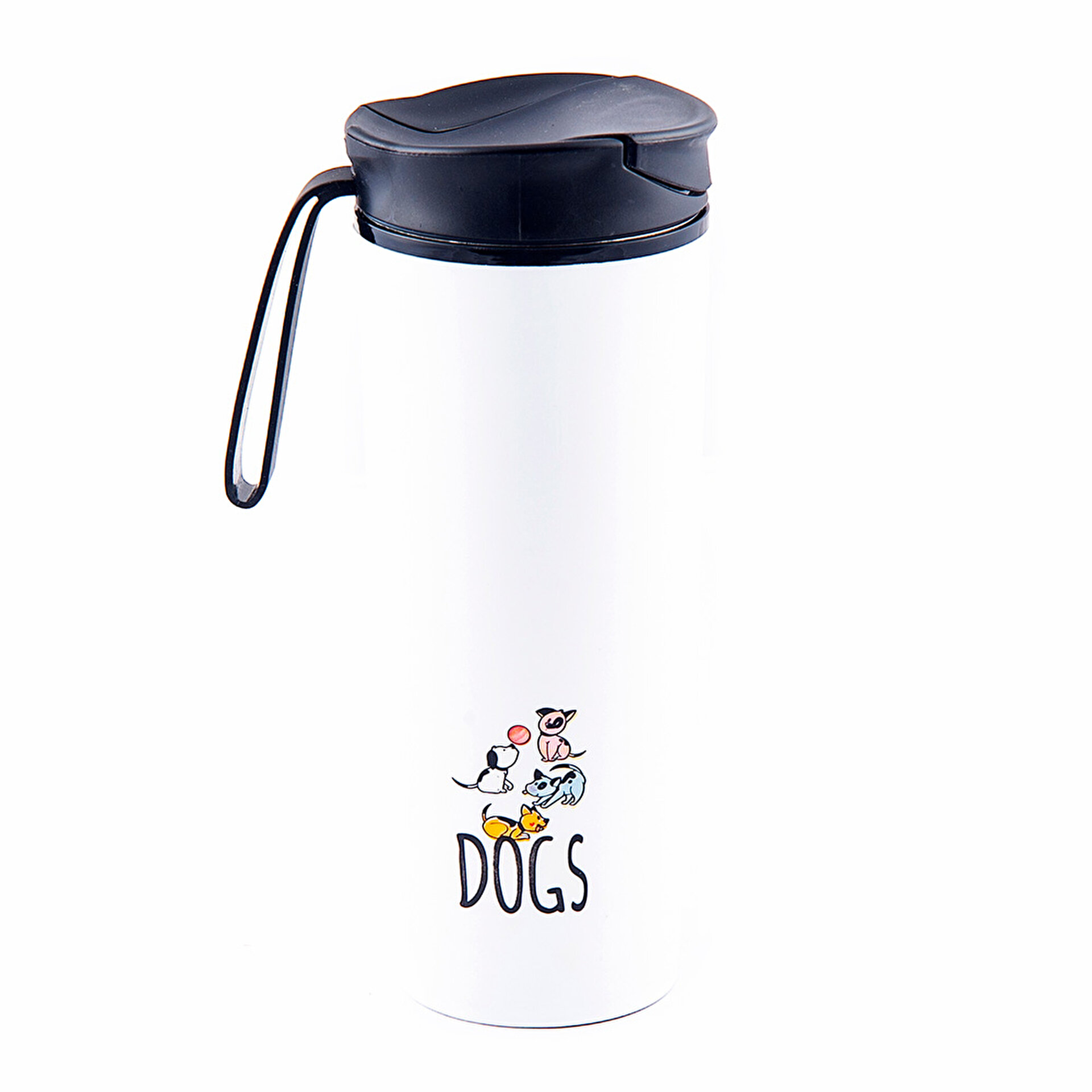 Picture of Biggdesign Dogs Vakumlu Devrilmez Mug
