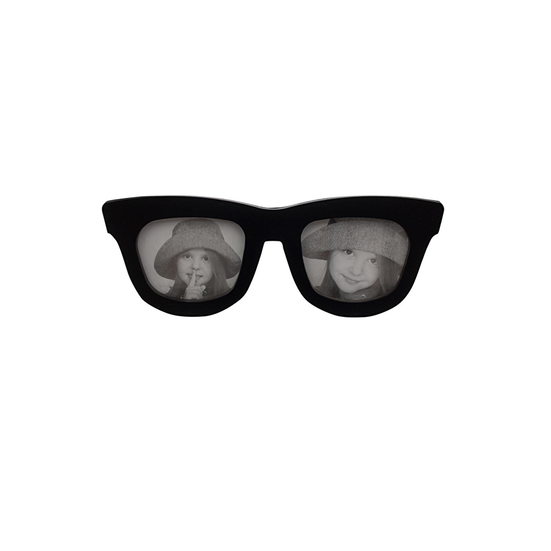Picture of Nektar Siyah Gözlük Çerçeve Küçük Boy