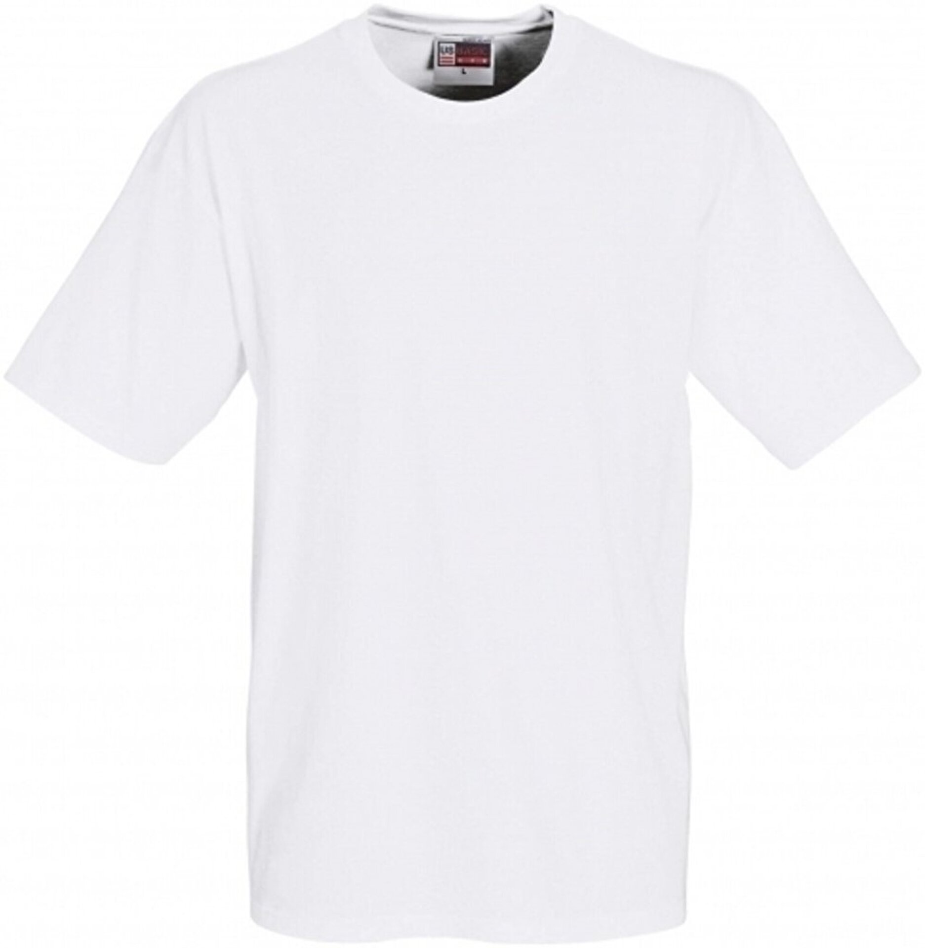Picture of Us Basic Super Club Beyaz T-Shirt