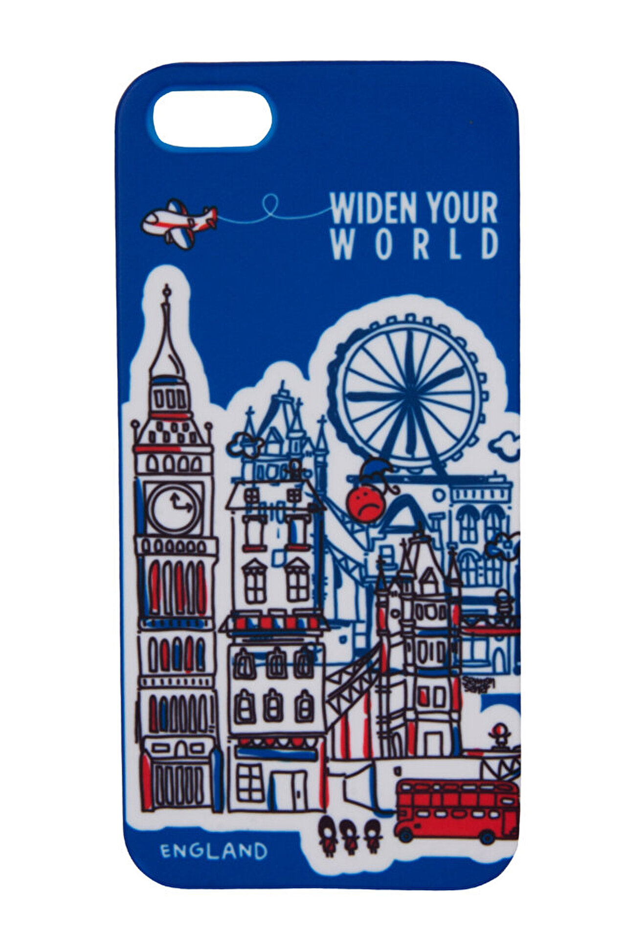 Picture of TK Collection England iPhone 5/5S Kapak