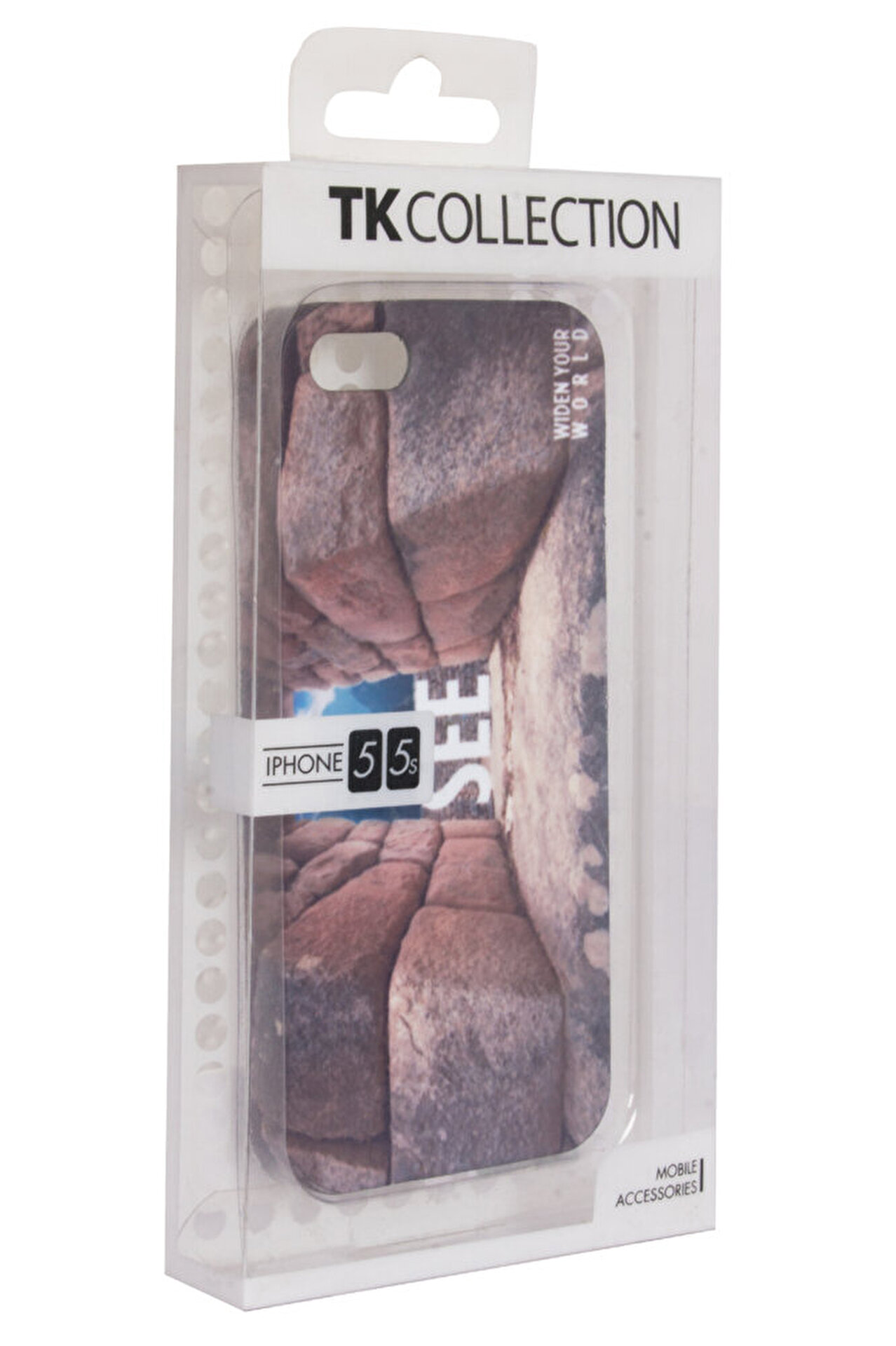 Picture of TK Collection See iPhone 5/5S Kapak
