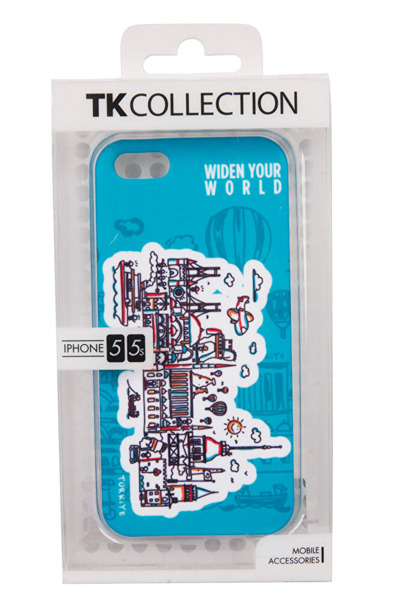 Picture of TK Collection Turkey iPhone 5/5S Kapak
