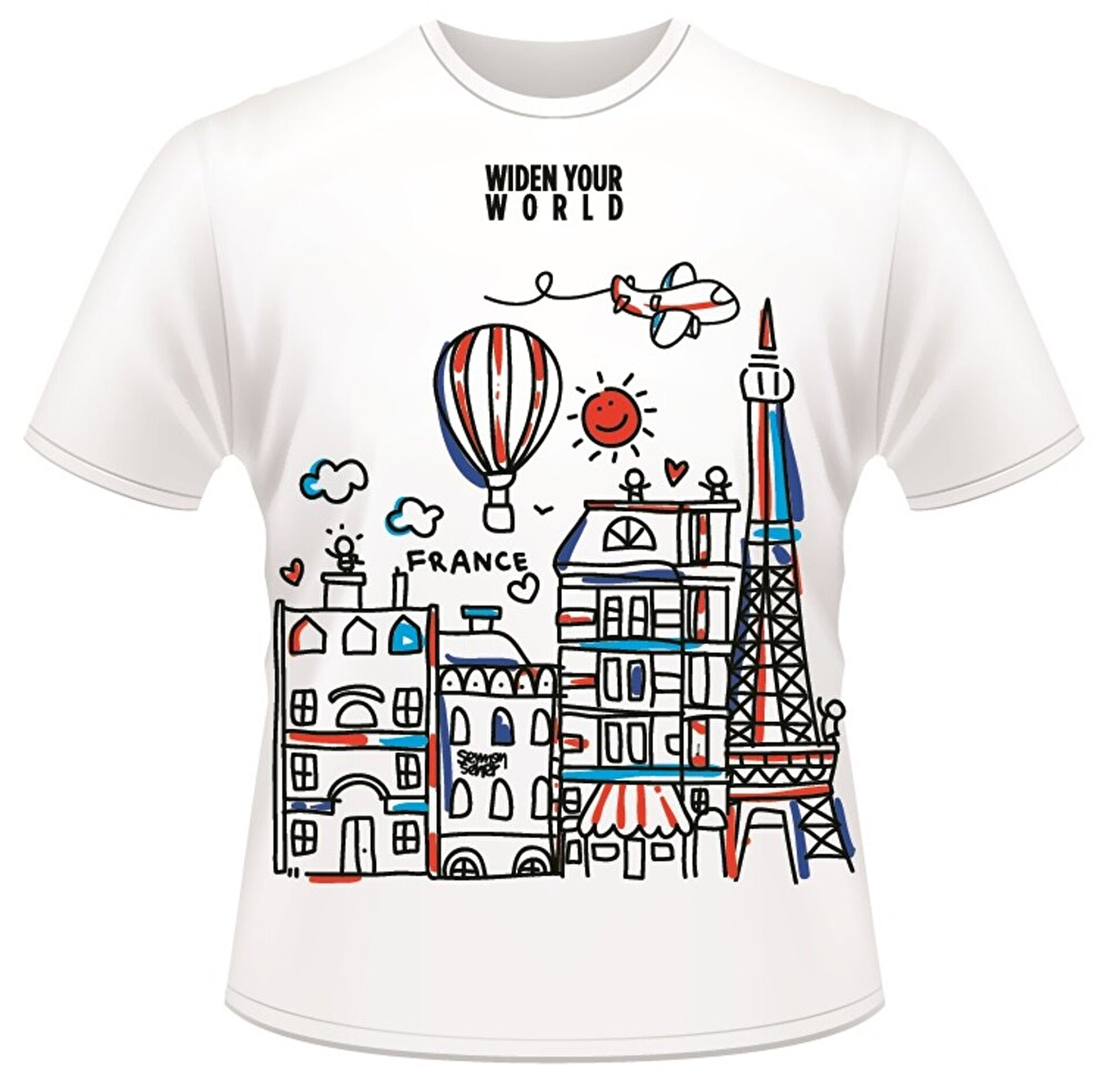 Picture of TK Collection France T-Shirt