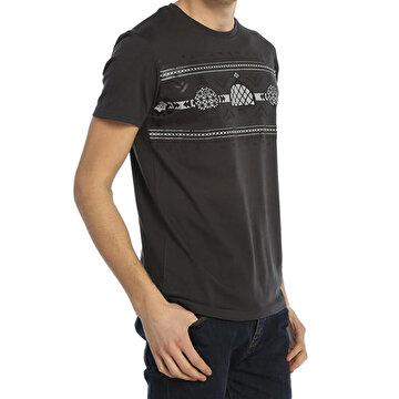 Picture of Biggdesign Güneş Kursu Antrasit Erkek T-Shirt