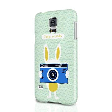 Picture of Biggdesign Take A Smile iPhone 6 Kapak - Model - SAMSUNG GALAXY S3
