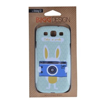 Picture of Biggdesign Take A Smile iPhone 6 Kapak - Model - SAMSUNG GALAXY S4