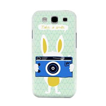 Picture of BiggDesign Take A Smile Samsung Galaxy S5 telefon kapağı
