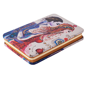 Picture of BiggDesign Aşk Metal Kapaklı Defter