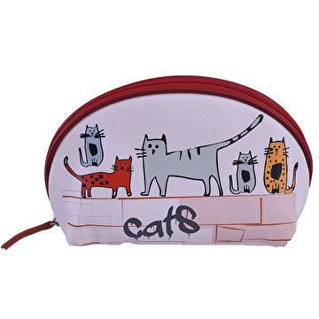 Picture of Biggdesign cats makyaj çantası
