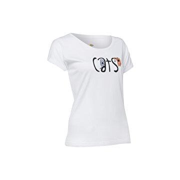 Picture of Biggdesign Muzur kediler T-shirt Small