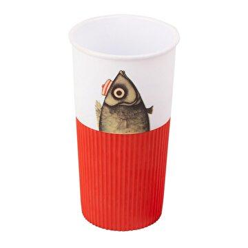 Picture of BiggDesign Pistachio Kırmızı Mug