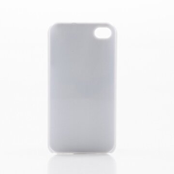 Picture of Biggdesign iPhone 5/5S Beyaz Kapak Kedili Kız