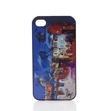 Picture of Biggdesign iPhone 5/5S Siyah Kapak Karanlık Sokak