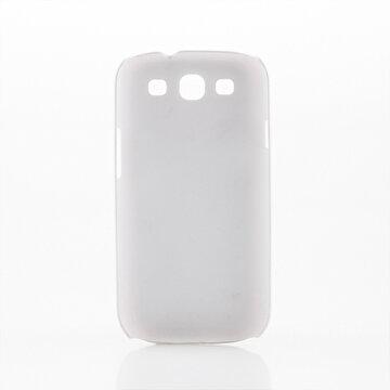 Picture of BiggDesign Galaxy S3 Beyaz Kapak Karanlık Sokak