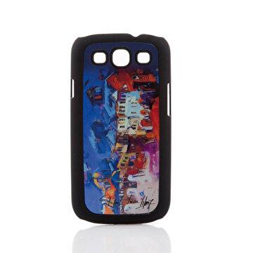 Picture of BiggDesign Galaxy S3 Siyah Kapak Karanlık Sokak