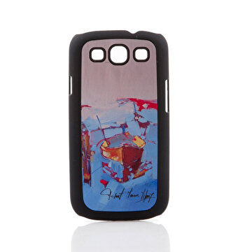 Picture of BiggDesign Galaxy S3 Siyah Kapak Sandal