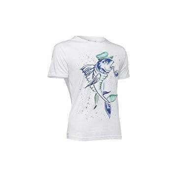 Picture of Biggdesign AnemosS Kaptan Balık Erkek T-Shirt