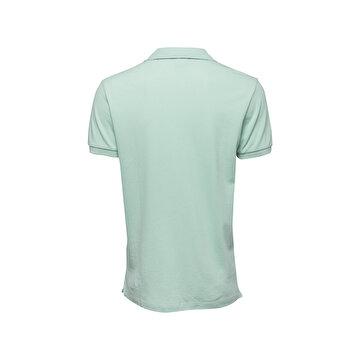 Picture of Biggdesign Anemoss Yeşil Yelken Erkek Polo Yaka T-Shirt