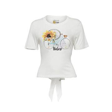 Picture of Biggdesign Nature Kadın T-shirt