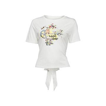 Picture of Biggdesign Nature Pedaldaki Bahçe Kadın T-shirt by Aysu Bekar