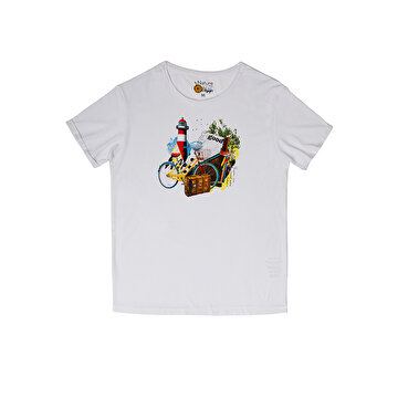 Picture of BiggDesign Nature Gezgin Erkek T-shirt